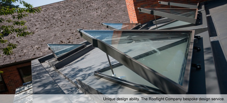 The Rooflight Company: Skylight, Rooflights and Roof Windows
