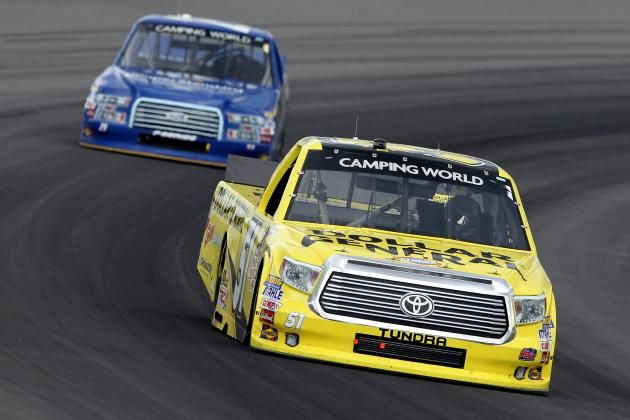 NASCAR Truck Series at Pocono 2015 Results: Winner Standings and Reaction
