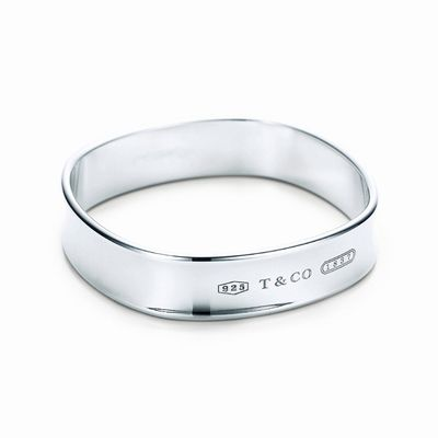 Tiffany & Co Delicate 1837 Collection BANGLE Bracelet