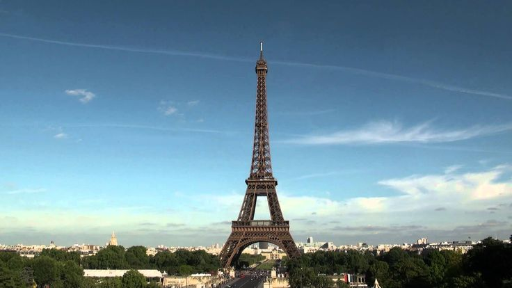 March 31, 1889 When Did the Eiffel Tower Open to the Public: 5 Fast Facts. March 31, 1889 is the day the Eiffel Tower opened to the public in Paris, France. Google is celebrating the 126th anniversary of the tower's opening with a Google Doodle.
