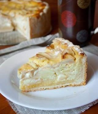 Цветаевский яблочный пирог - 1000