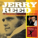 The Unbelievable Voice and Guitar of Jerry Reed/Nashville Underground (Audio CD)