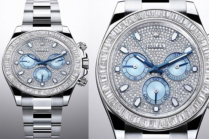 ♥Basel Ladies Watches 2014: Patek Philippe, Omega, Rolex