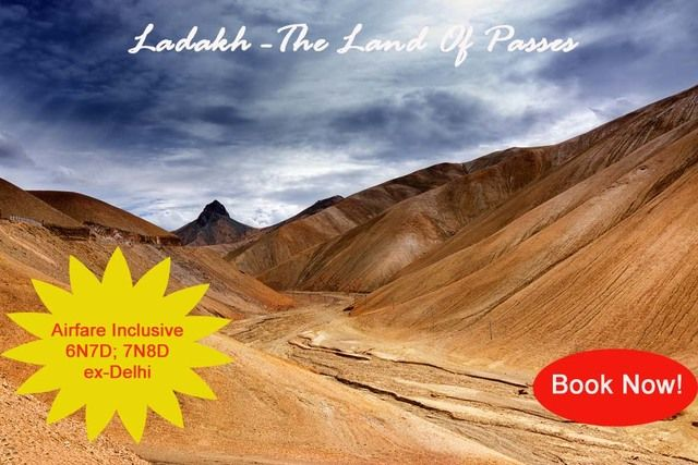 Ladakh Road Trips 2015: Book NOW!