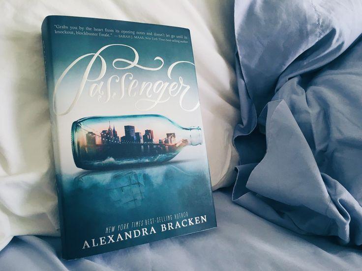 Book Review: Passenger - Alexandra Bracken