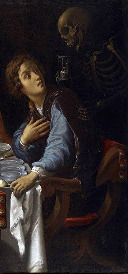 MARTINELLI, Giovanni -Memento Mori c. 1630