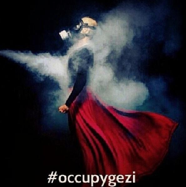 Occupy Gezi #direngezi