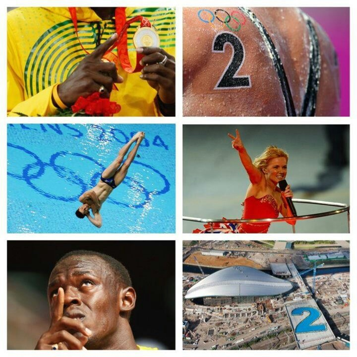 Olympic montage