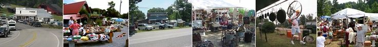 World's Longest Yardsale, also known as the 127 Corridor Sale. The headquarters are located at the Fentress County Chamber of Commerce in Jamestown, TN