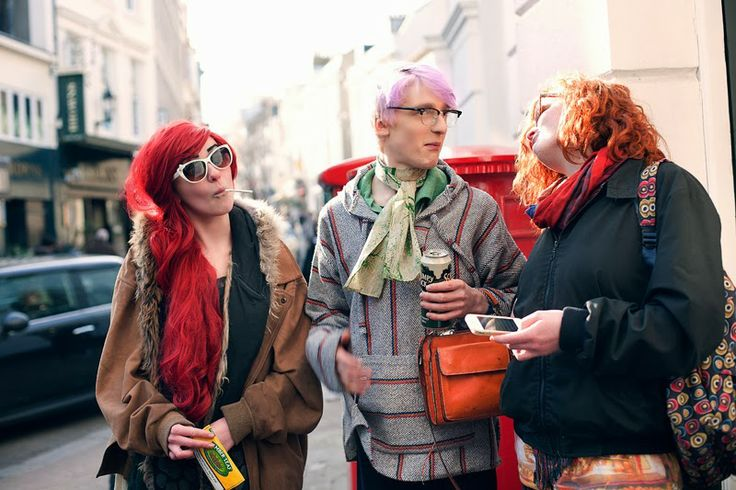 Брайтон, Англия | Brighton, UK #brighton #uk #freaks #punk