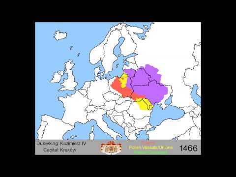 History of Poland 1635 - 2009 - YouTube