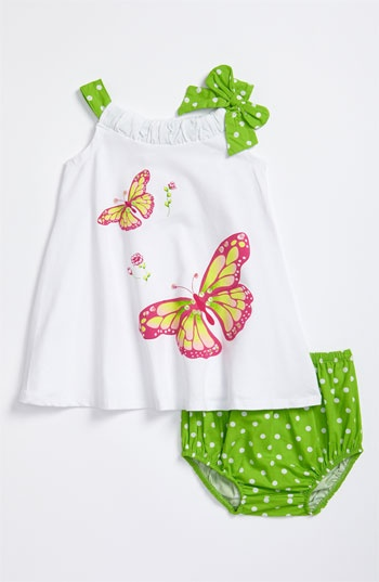 Iris & Ivy Dress (Infant) available at Nordstrom