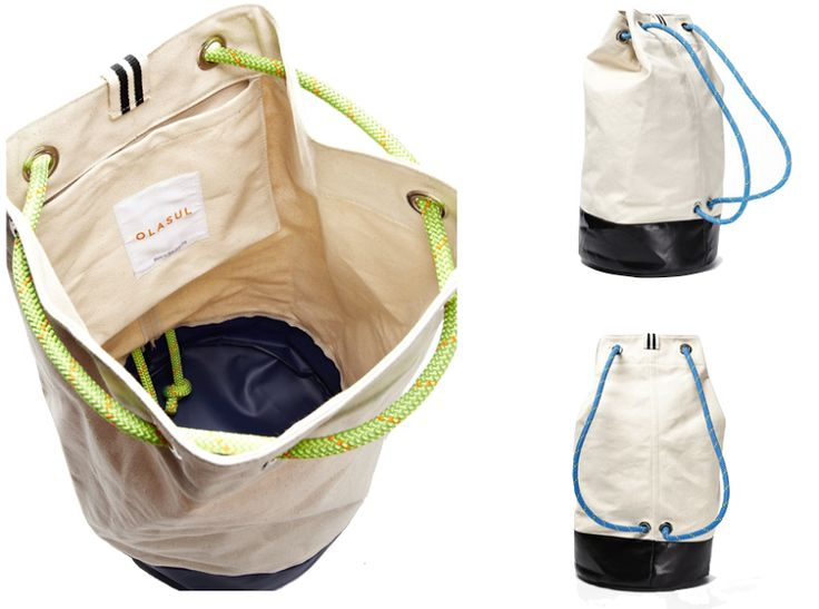 25  best ideas about Canvas Beach Bags on Pinterest | Diy bags ...