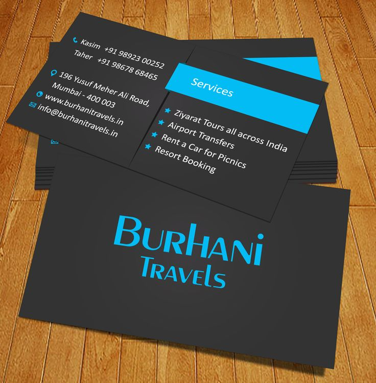 37 best Business Cards @ $5 Fiverr images on Pinterest | Business ...