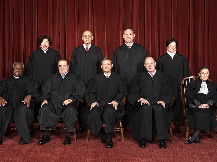 Every Supreme Court justice went to Harvard or Yale Law School  here's where they went for undergrad