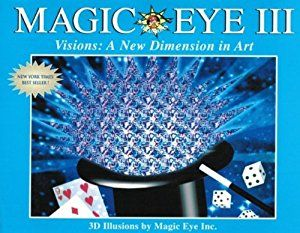 Buy a cheap copy of Magic Eye 3: Visions A New Dimension in... book by Magic Eye Inc.. Can you see it?In malls, bookstores, and living rooms all over America--indeed, all over the world--people are going eye-to-eye with remarkable 3D images and... Free shipping over $10.