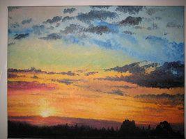 #bluesky #cloud #clouds #landscape #nature #sky #sunset Contact: RomCGallery@gmail.com