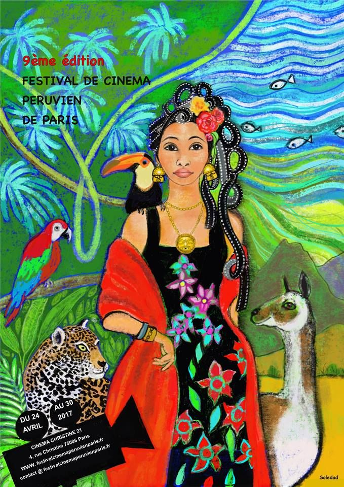 LIMA EN ESCENA: Abierta la Convocatoria del 9° Festival de Cine Peruano de París