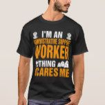 Administrative Support Worker Nothing Scares Me T-Shirt http://ift.tt/2xqRU8t #happyhalloween #halloween2017 #halloweenmakeup #halloweencostume
