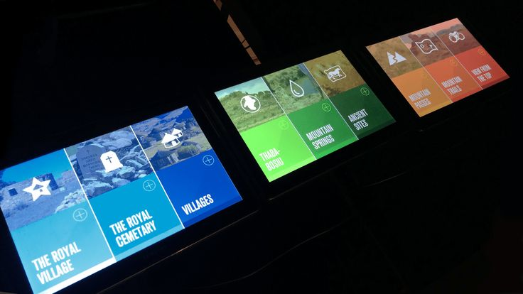 The Interactive Mount Bosiu exhibit effectively demonstrates how multi-device interaction museum technology can add value to future museum experiences and other public environments.