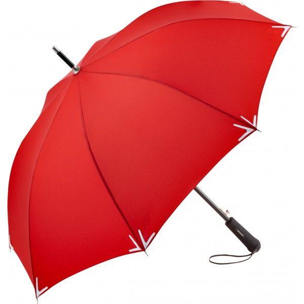 parapluie pub visible la nuit