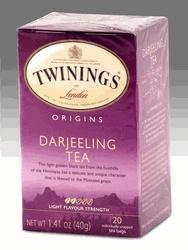 Twinings Darjeeling Tea - 20 tea bags