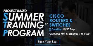 Project based summer training in Noida- 8802820025- Webtrackker Technology is pr…