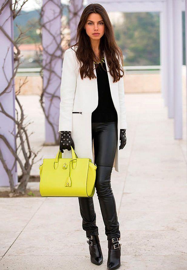 Красивые белые пальто и шубы / Все для женщины