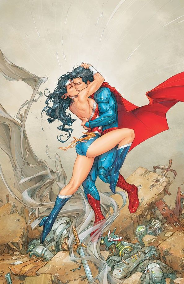 YOUNG ROMANCE: A NEW 52 VALENTINE'S DAY SPECIAL #1  Cover by KENNETH ROCAFORT