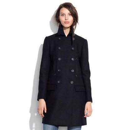 Promenade Coat by Madewell