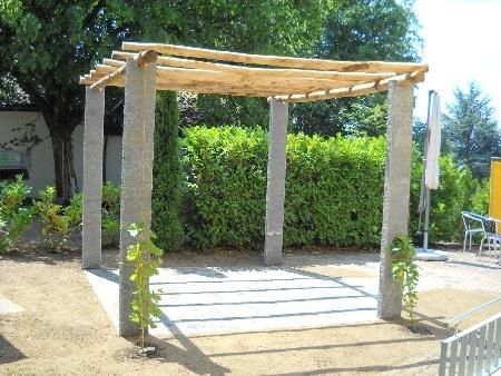 PERGOLA | Gardening | Pinterest