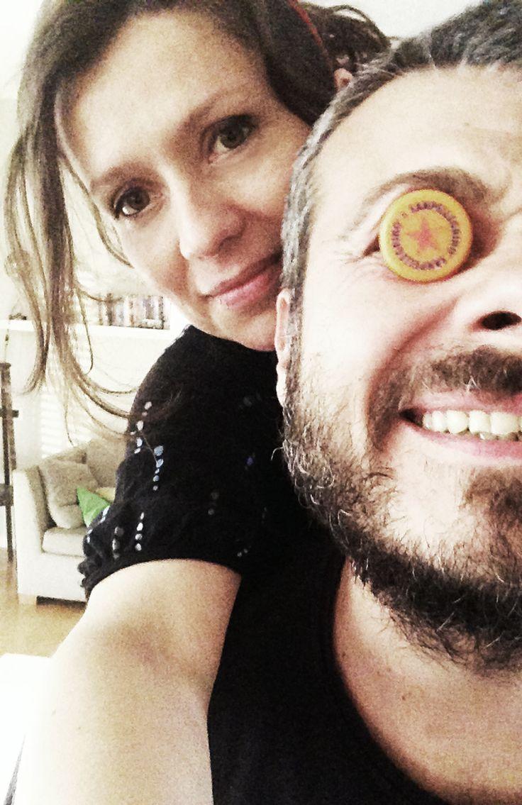 Soleila e Stefano - Founder and co-founder aquapotabile. aquapotabile.com