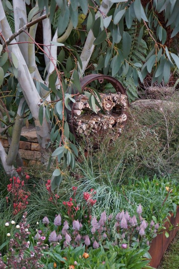 1000 images about Insect Hotels on Pinterest Gardens Chelsea