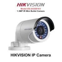 HIKVISION DS-2CD2010-i IP Camera (IR MINI Bullet Network Camera)