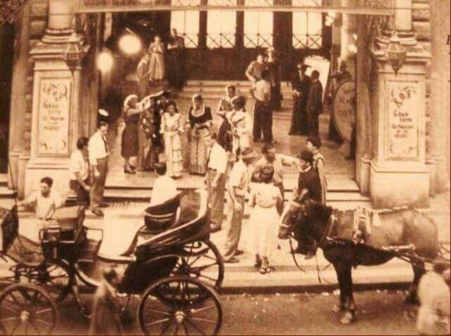 Teatro Rossini Peron 2535, Balvanera ca.1910 (sigue en pie)  -