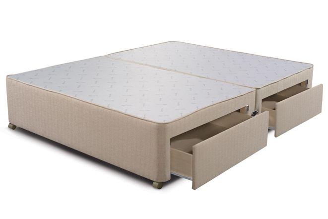 Sleepeezee Divan Base Only - British Bed Stores