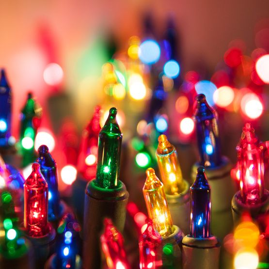 1000+ Ideas About Colorful Christmas Tree On Pinterest