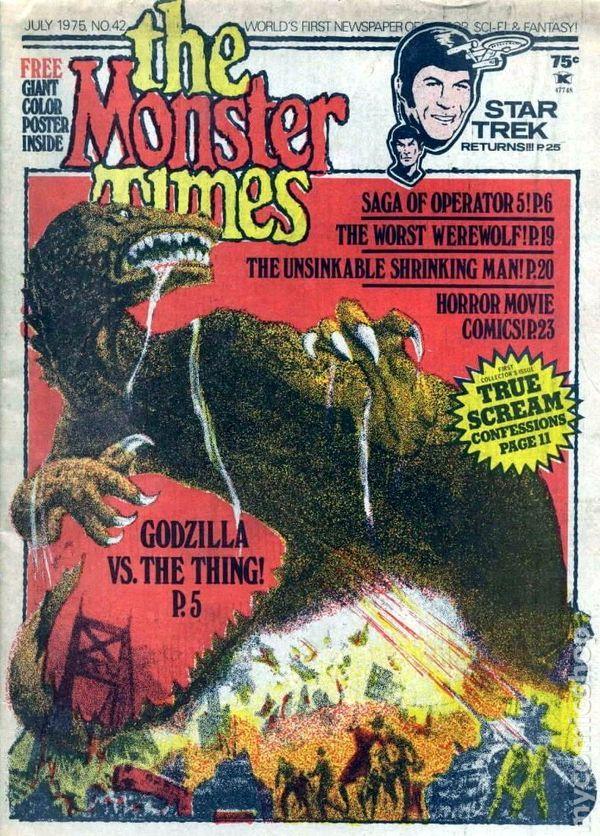 Monster Times #42