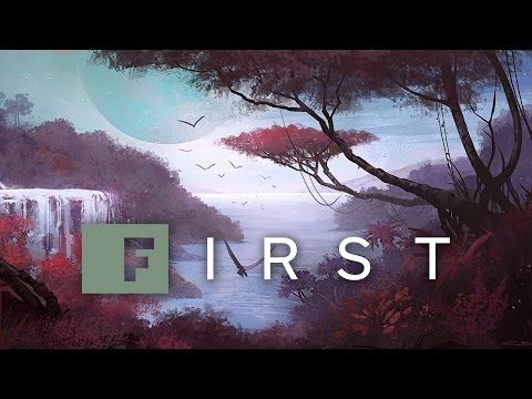 No Man's Sky: 21 Minutes of New Gameplay - IGN First - YouTube