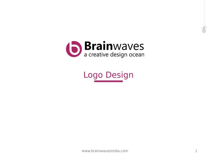 Creative Logo design by Brainwaves