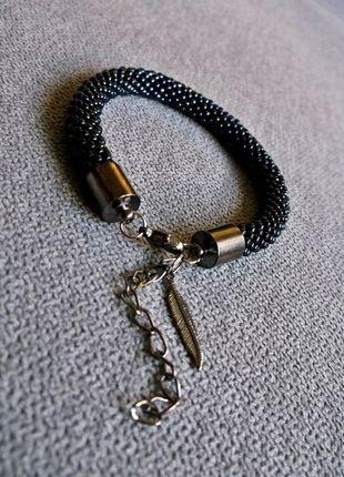 Kup mój przedmiot na #vintedpl http://www.vinted.pl/akcesoria/bizuteria/10200966-oryginalna-wlasnorecznie-wykonana-bransoletka-z-koralikow