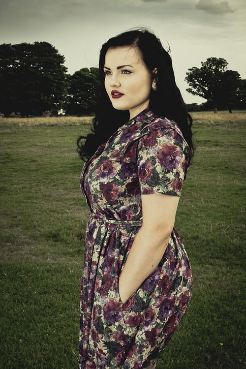 Big beautiful real women with curves fashion accept your body plus size body conscientiousness Fragyl Mari embraces you!