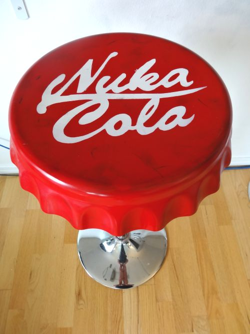 25 Best Ideas About Nuka Cola Bottle On Pinterest