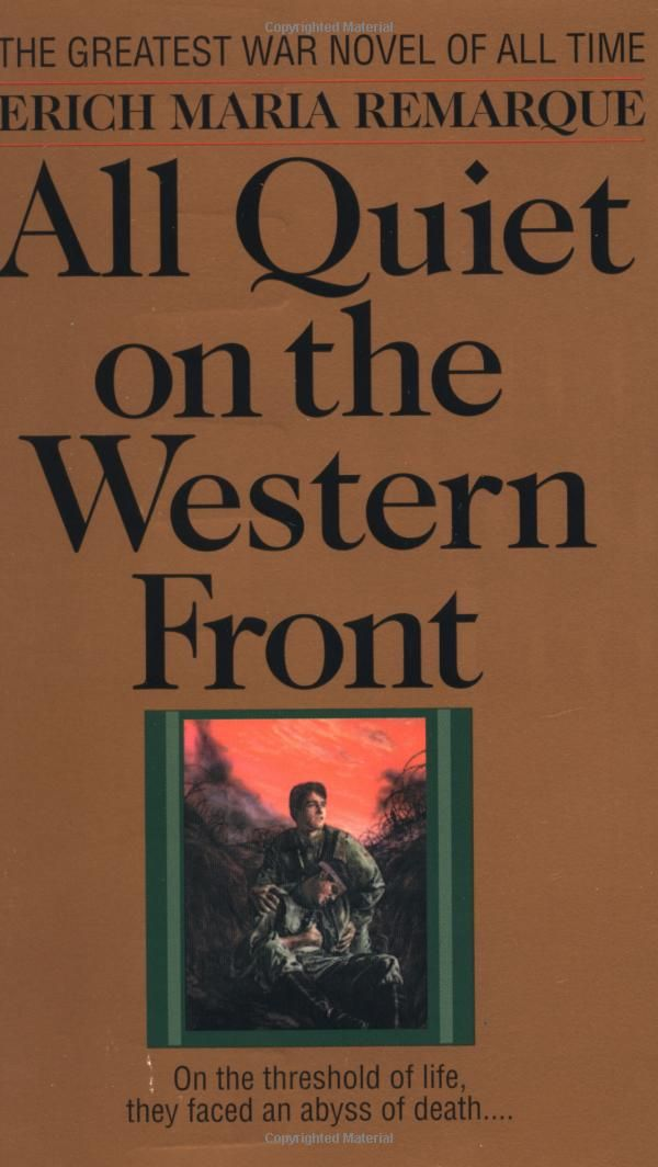 the true horrors of world war i in erich remarques all quiet on the western front the similarities a All quiet on the western front by erich maria remarque was first published in   army of world war i the novel opens with paul already on the front lines   these two experiences impress on paul the similarity between the soldiers on  the two  this perspective is crucial to understanding the true effects of world  war i the.