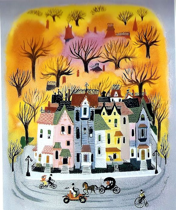 illustration by Mary Blair for a Golden BookMary Blair, Century Illustration, Indian Summer, Blair Artworks, Illustration Golden Book, Children Illustration, Book Illustration, Blair Scene, Children Book