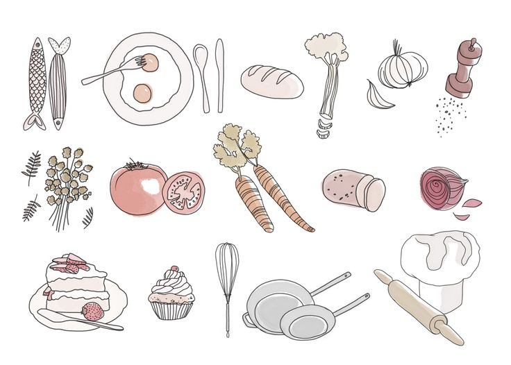 'Food' by Giulia Benaglia