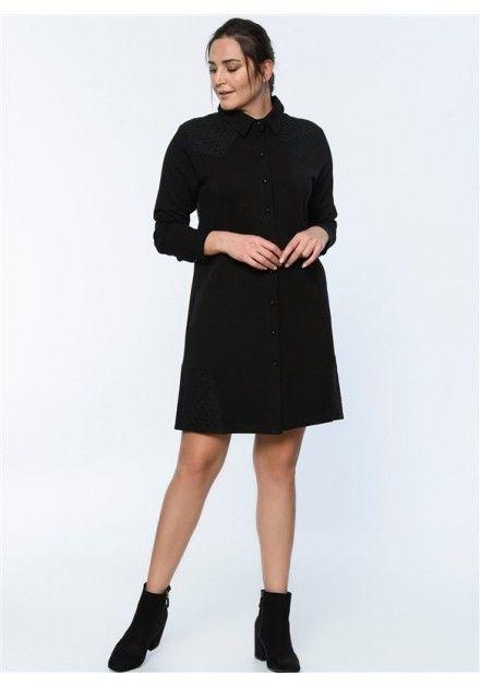 büyük beden dantelli tunik #kadıngiyim #elbise #bayanayakkabı #alışveriş  #moda #tarz