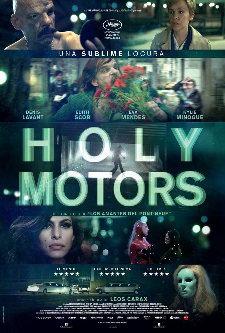 HOLY MOTORS, 14-10-2012, Festival Internacional de Cinema de Sitges,