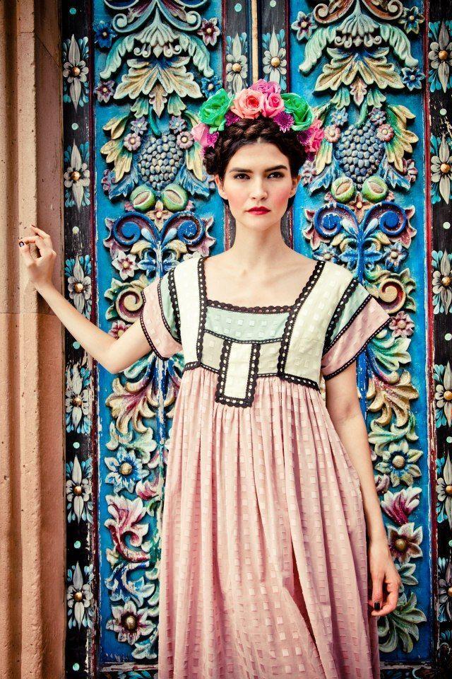 Lena Hoschek - Juanita Dress in Candy