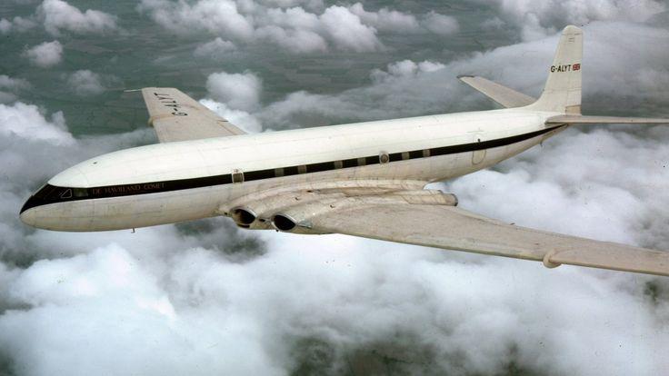 De Havilland DH106 Comet 2X